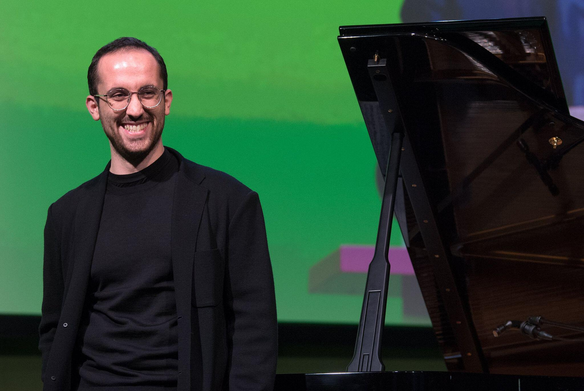 Bild zu Pianist Igor Levit