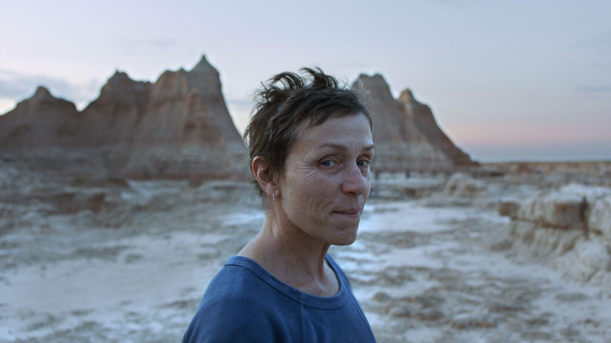 Bild zu Goldener Löwe für US-Drama «Nomadland»