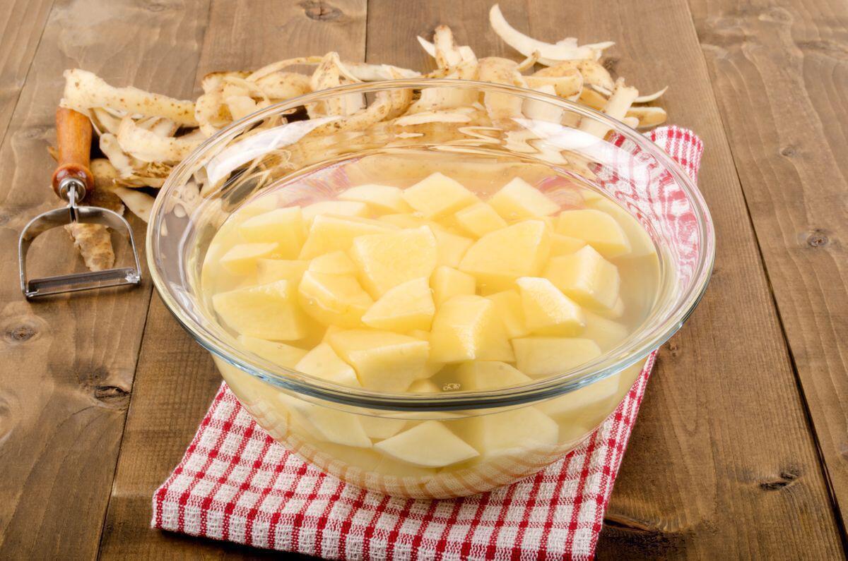 Bild zu Kartoffelwasser, Haushalt, Garten, Schönheit, Geheimtipp