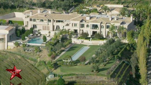 Bild zu Die teuersten Luxusvillen Amerikas