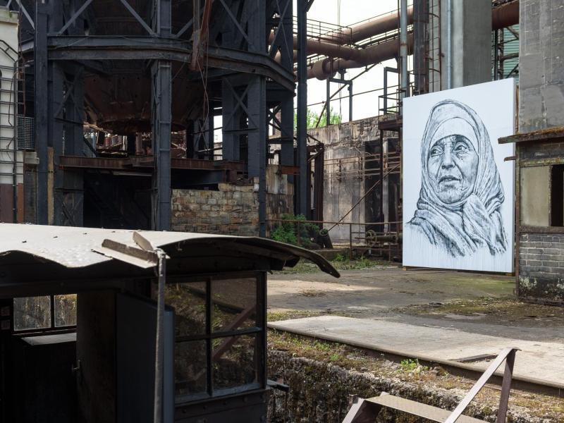 Bild zu «UrbanArt Biennale 2015»