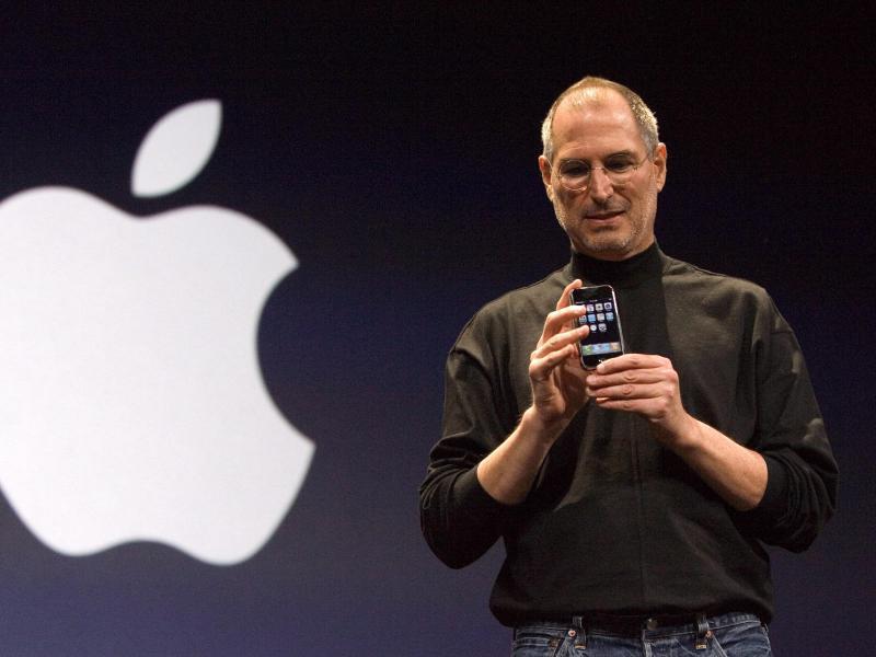 Bild zu Steve Jobs