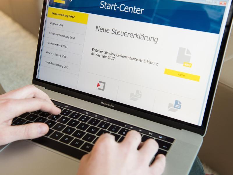 Bild zu Steuersoftware gibt Tipps