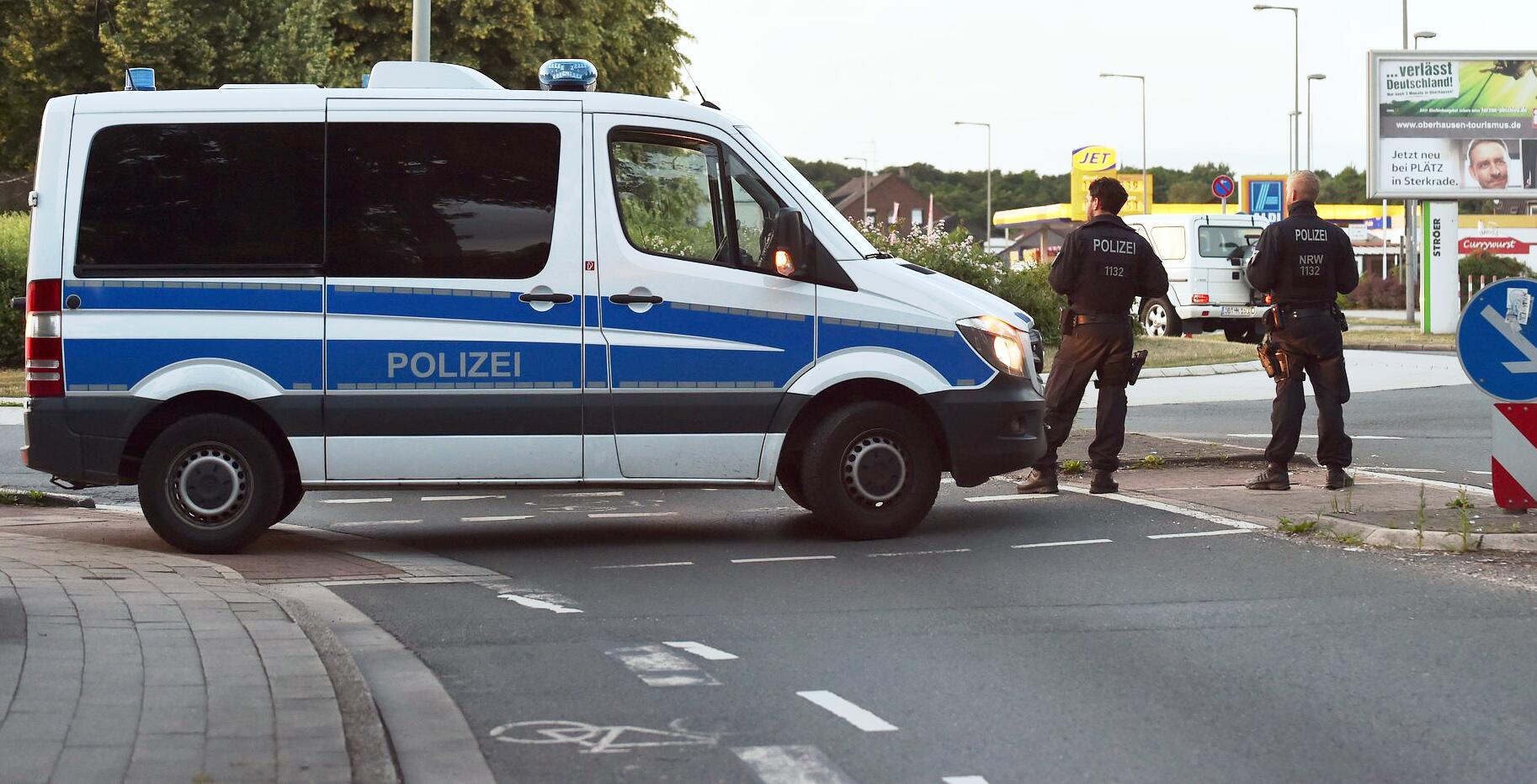 Bild zu Bombenentschärfung in Oberhausen