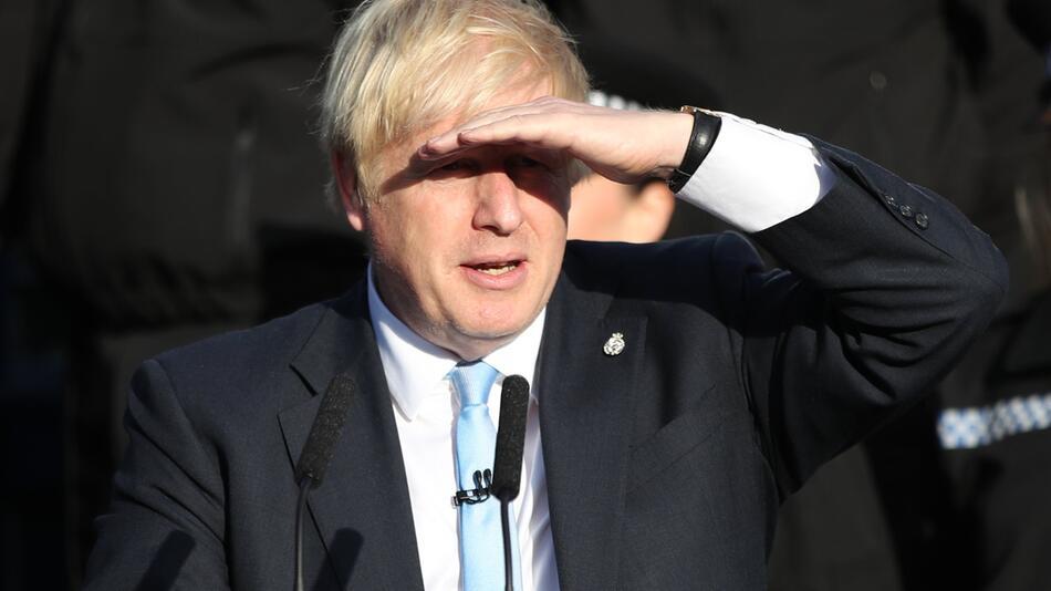 Britische Regierung investiert in neue Polizisten