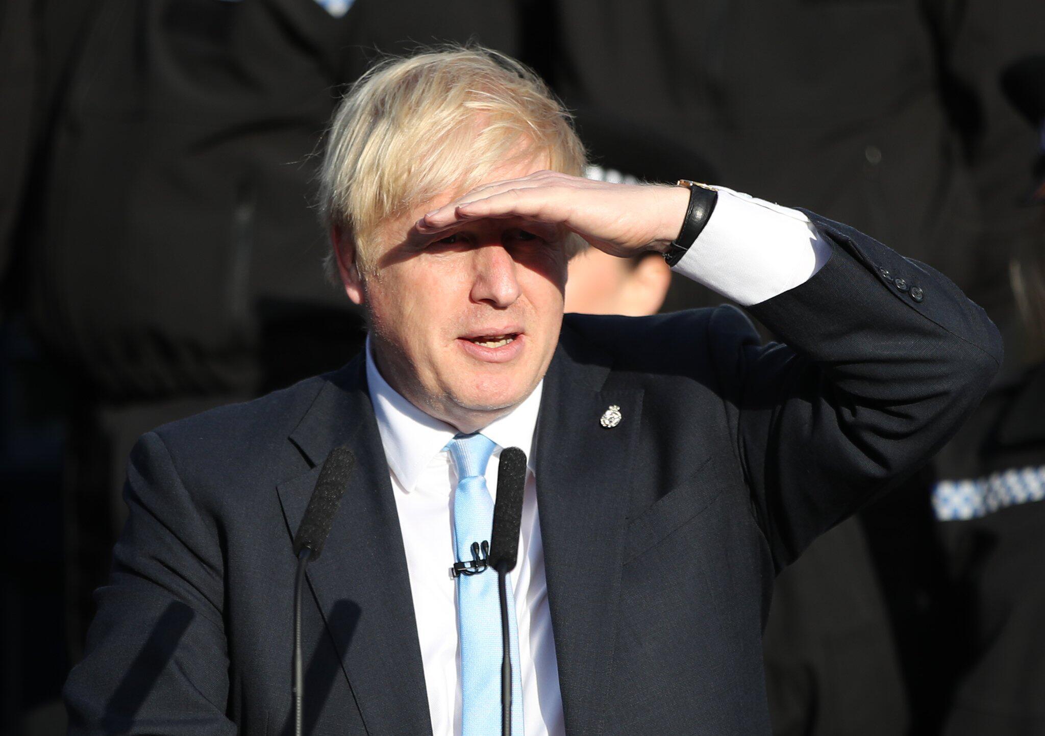 Bild zu Britische Regierung investiert in neue Polizisten