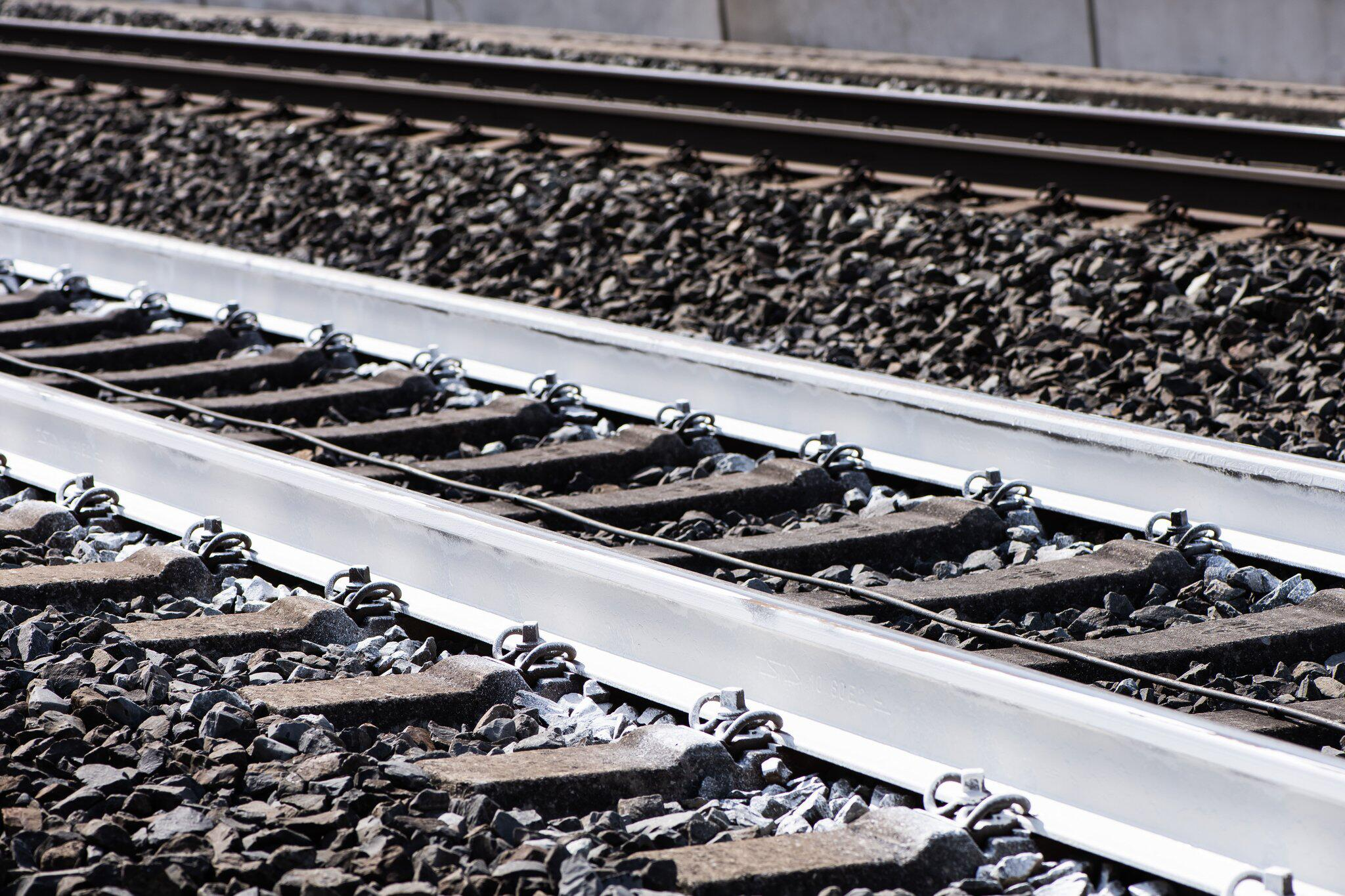 Bahn Hitze