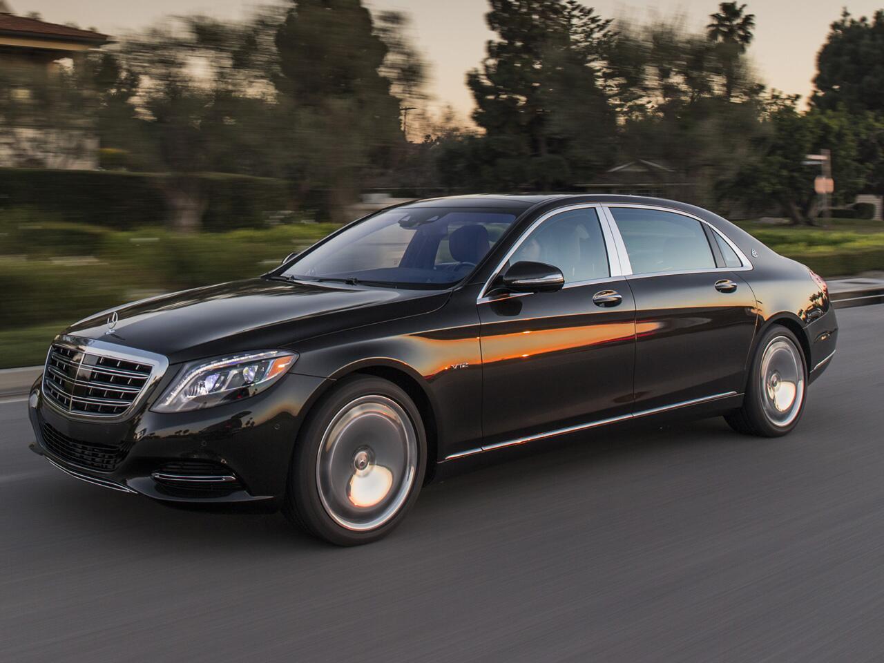 Bild zu Mercedes-Maybach
