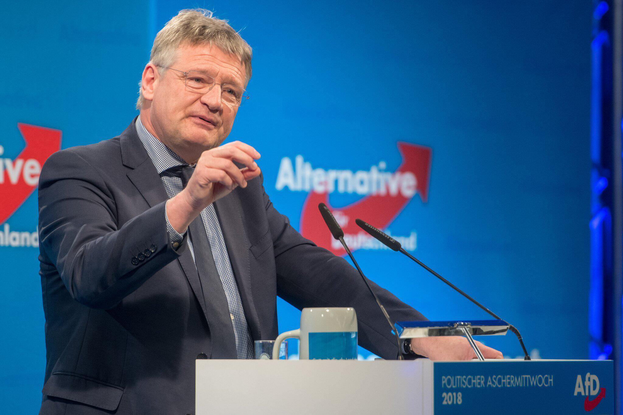 Bild zu AfD - Jörg Meuthen