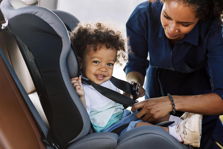 Bild zu Kindersitz, Babyschale, Auto, Kind, Sicherheit