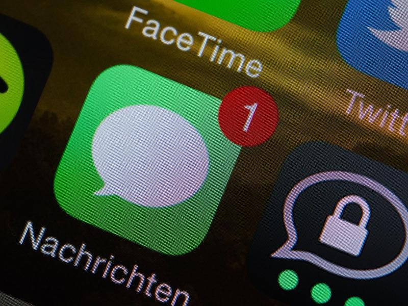 Bild zu Apple iMessage