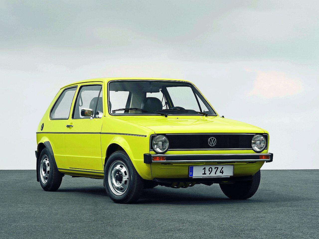 Bild zu 40-jähriges Jubiläum: Der ewige Kompaktwagen-Besteller VW Golf