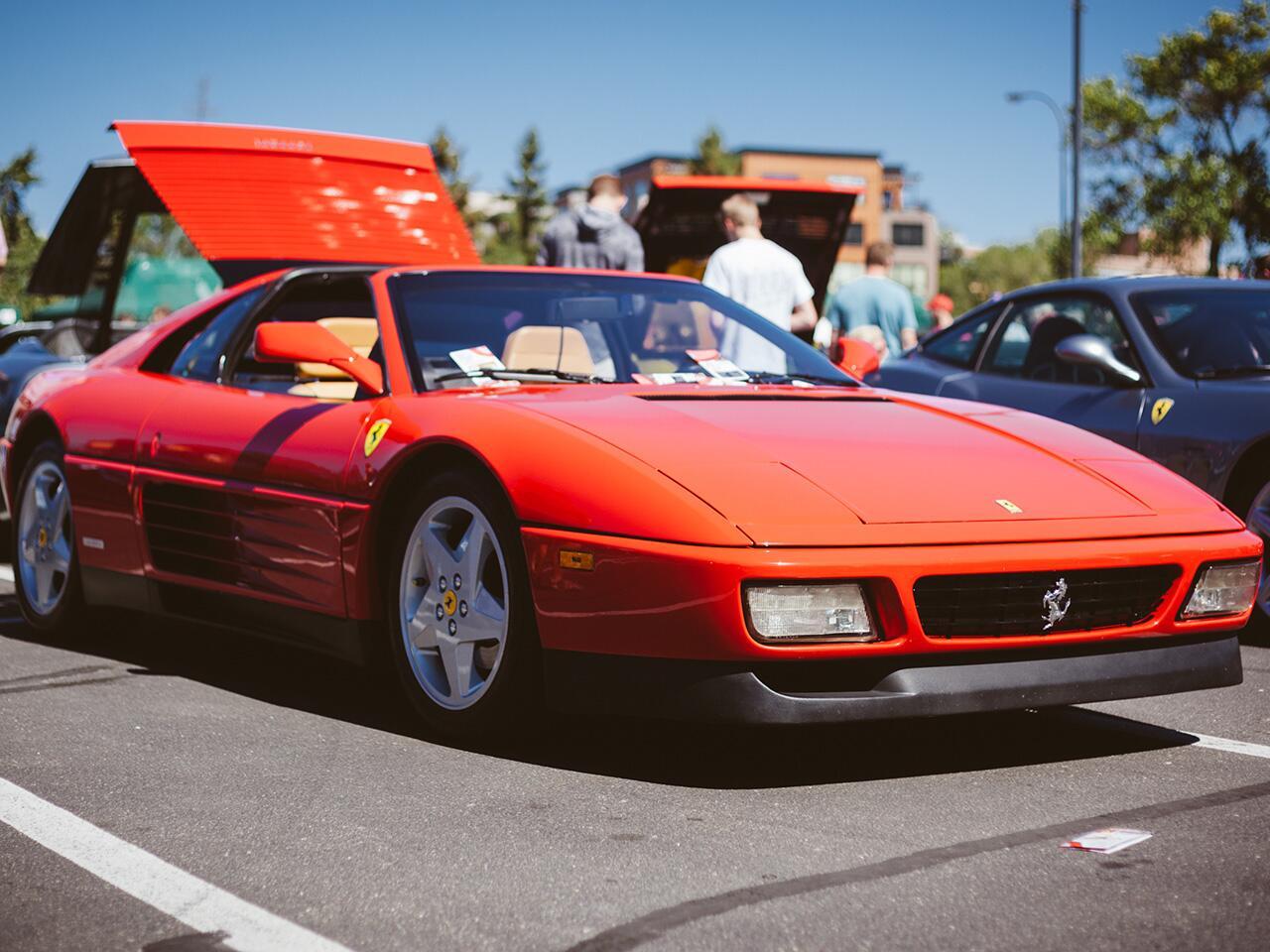 Bild zu Ferrari 348