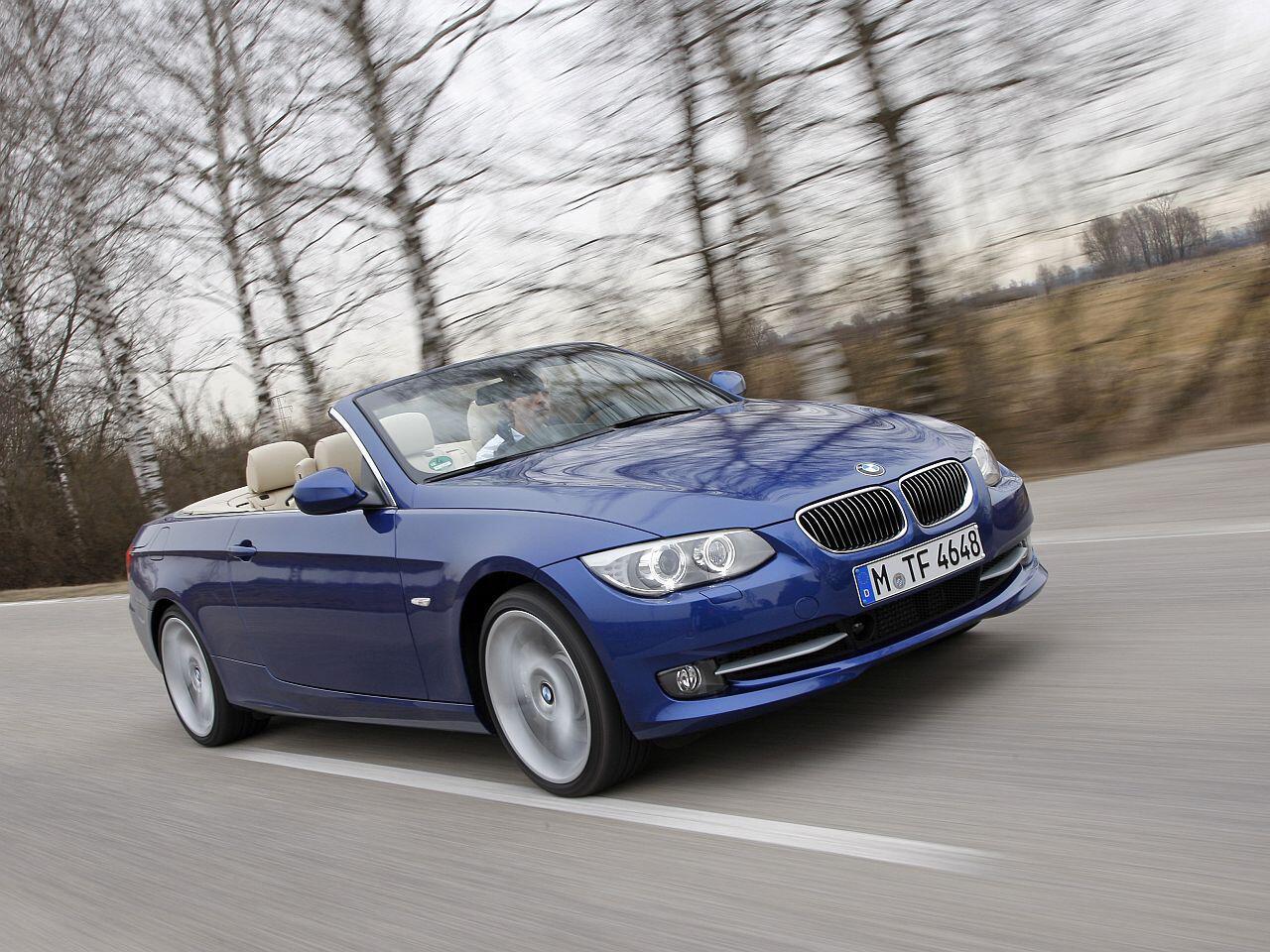 Bild zu BMW 3er Cabrio