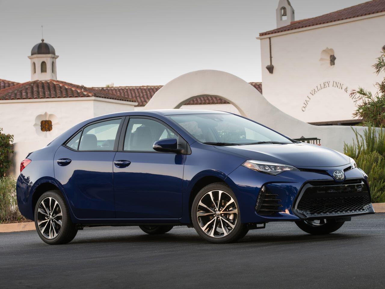 Bild zu Platz 1: Toyota Corolla
