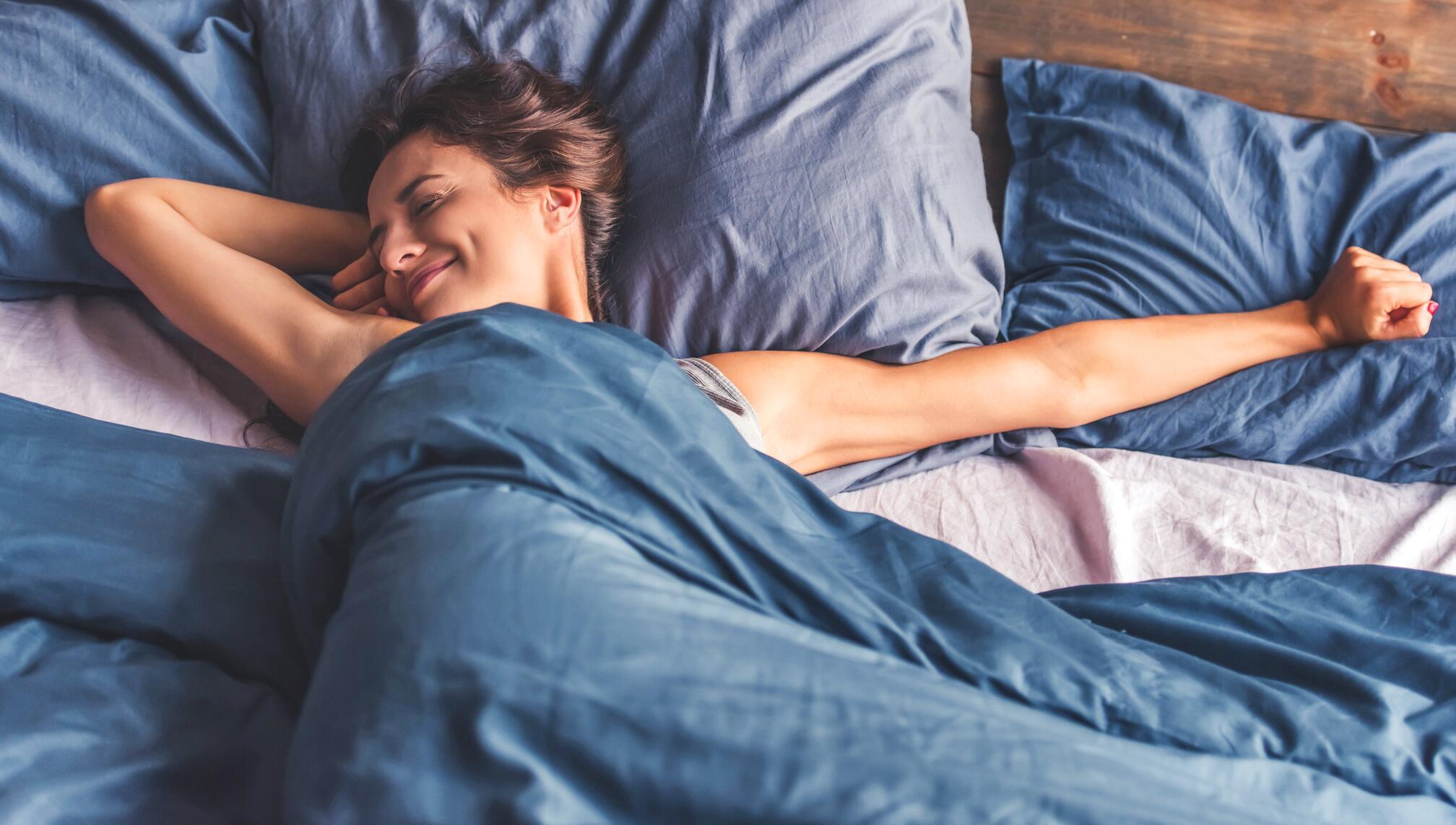 Bild zu Schlecht geschlafen? Dann probieren Sie doch einmal folgende Hilfsmittel.