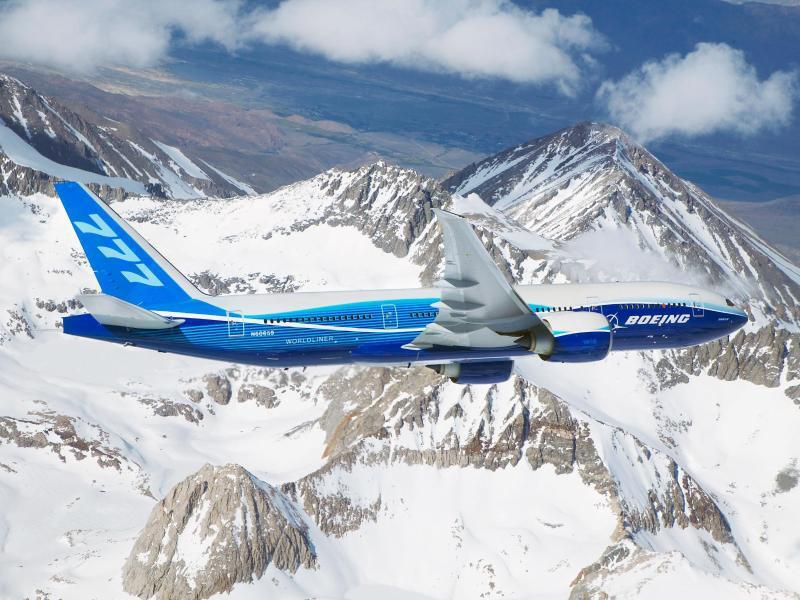 Bild zu Boeing 777-200LR