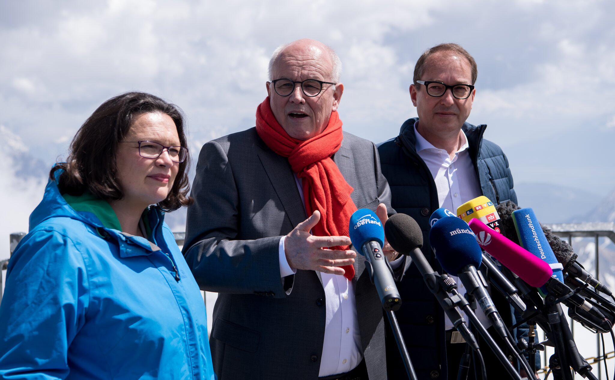 Bild zu Klausurtagung von Union und SPD