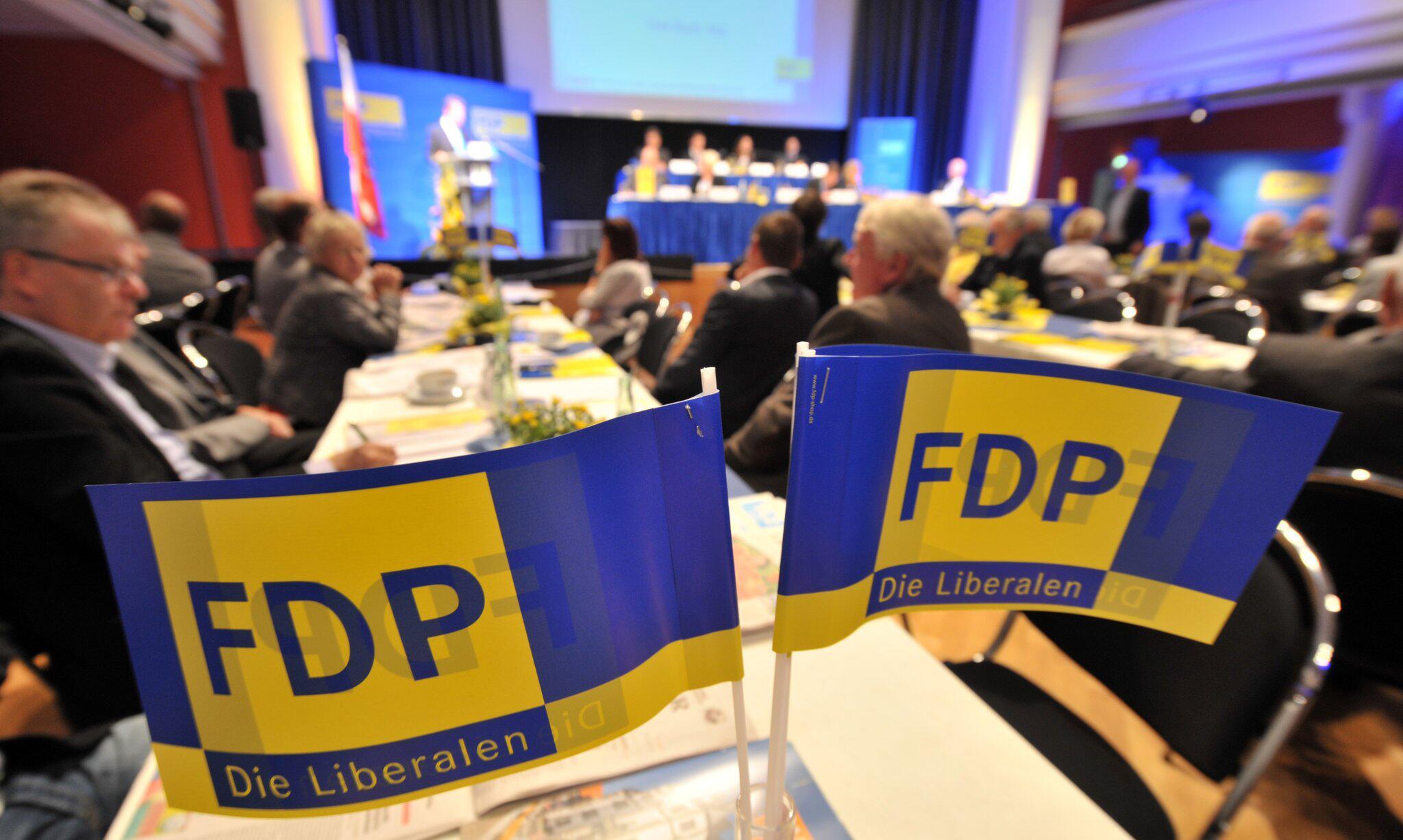 Bild zu Landesvertreterversammlung FDP Thüringen