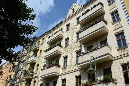 Altbauten in Friedrichshain