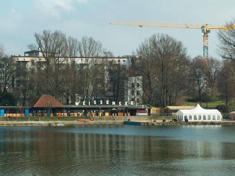 Bild zu Weißensee
