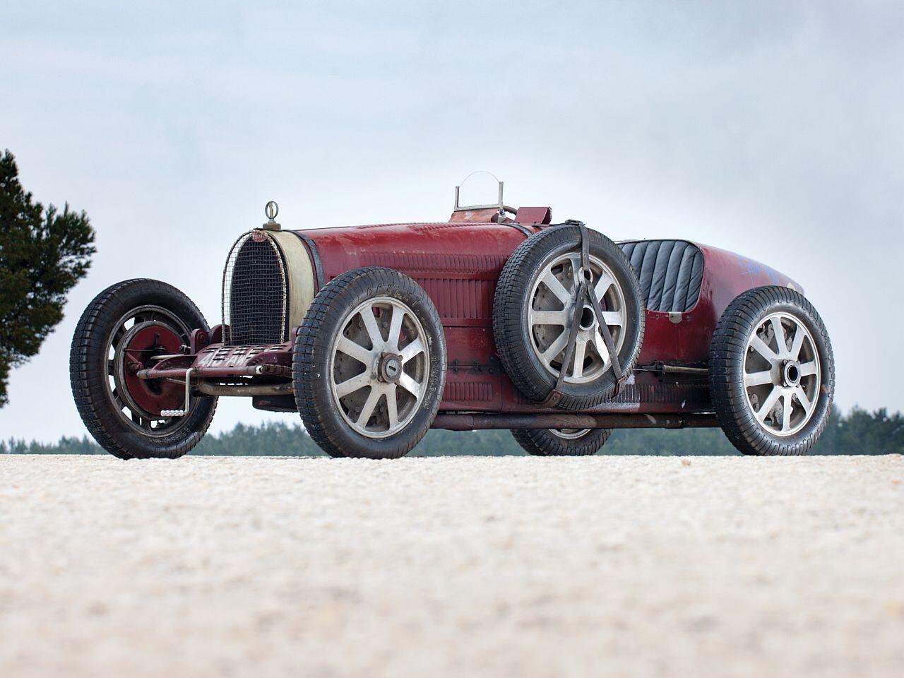 Bild zu Bugatti Type 35B Grand Prix