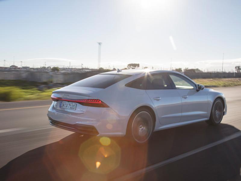Bild zu Audi A7 Sportback