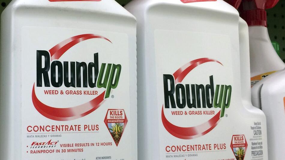 Glyphosat-Prozess gegen Bayer-Tochter Monsanto beginnt