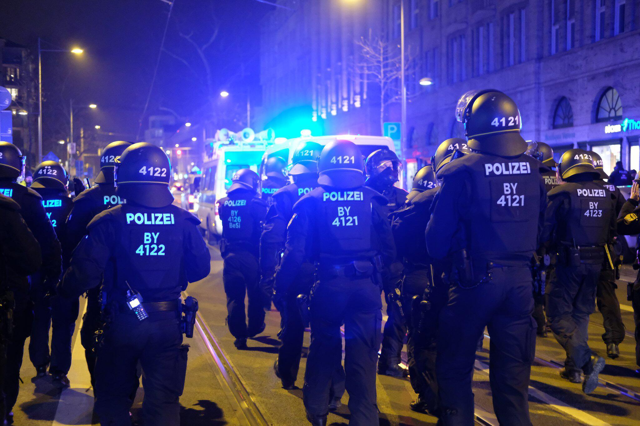 Bild zu Demo, Leipzig, Indymedia
