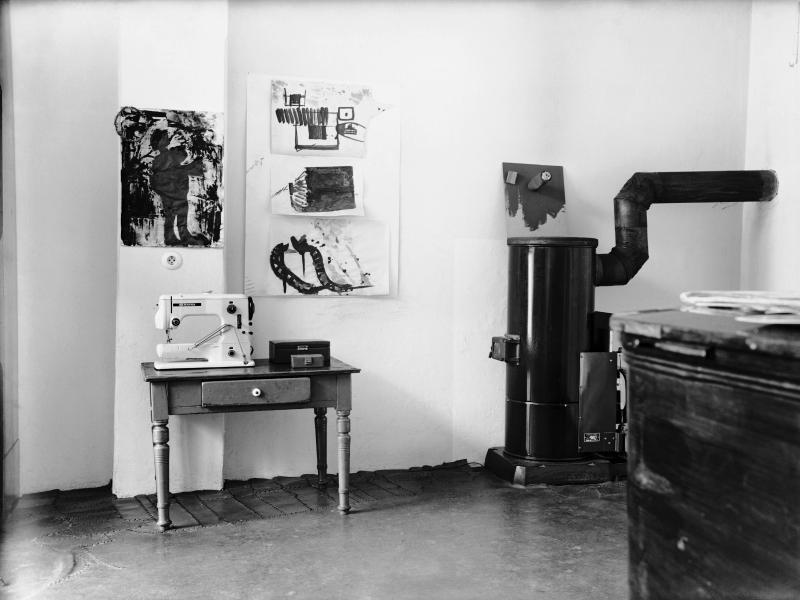 Bild zu Atelier von Joseph Beuys