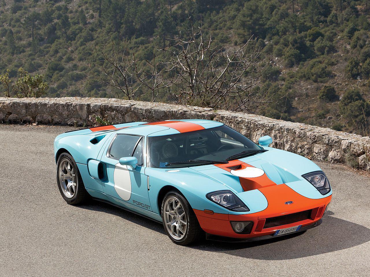 Bild zu Ford GT Heritage Edition