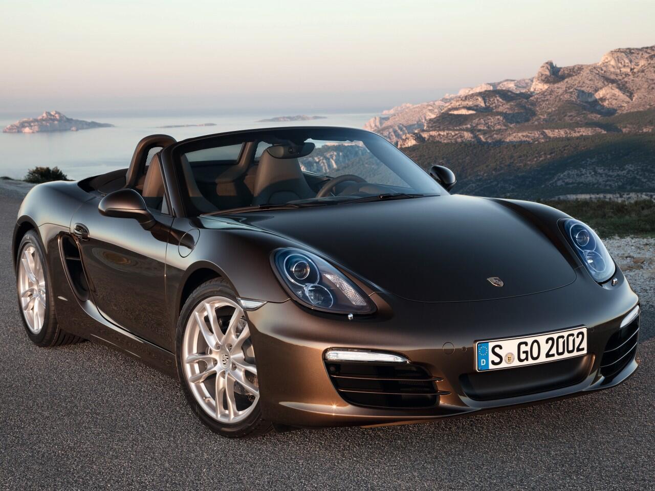 Bild zu Porsche Boxster