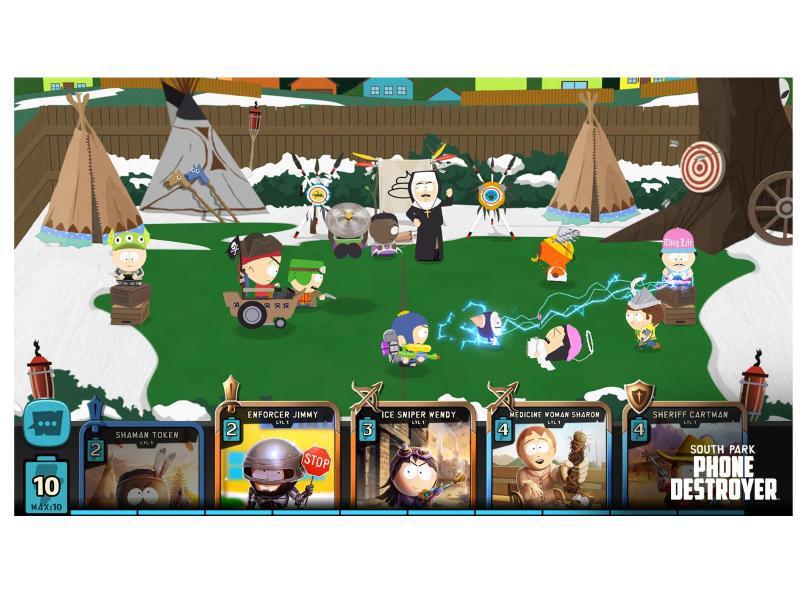 Bild zu «South Park:Phone Destroyer»
