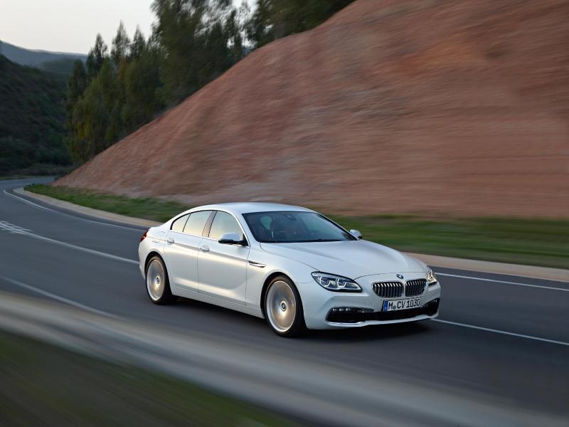 Bild zu BMW 6er Gran Coupé