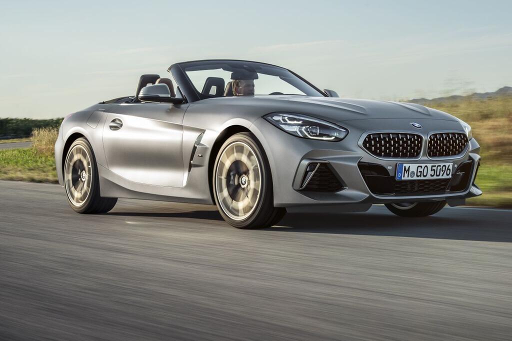Der Neue Bmw Z4 Offener Premium Sportwagen Mit Klassischen Tugenden