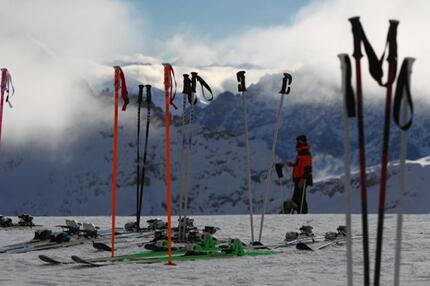 Skisaison auf der Zugspitze eröffnet