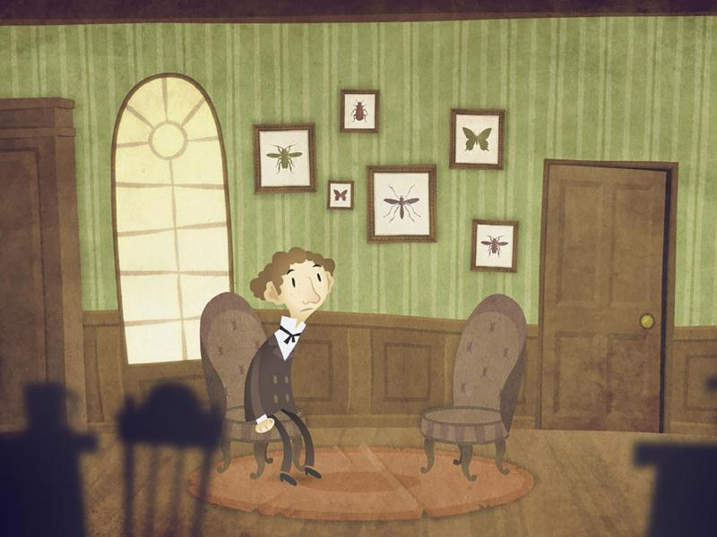 Bild zu «The Franz Kafka Videogame»