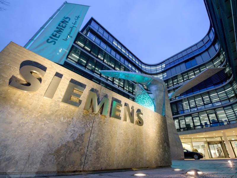 Bild zu Siemens-Zentrale