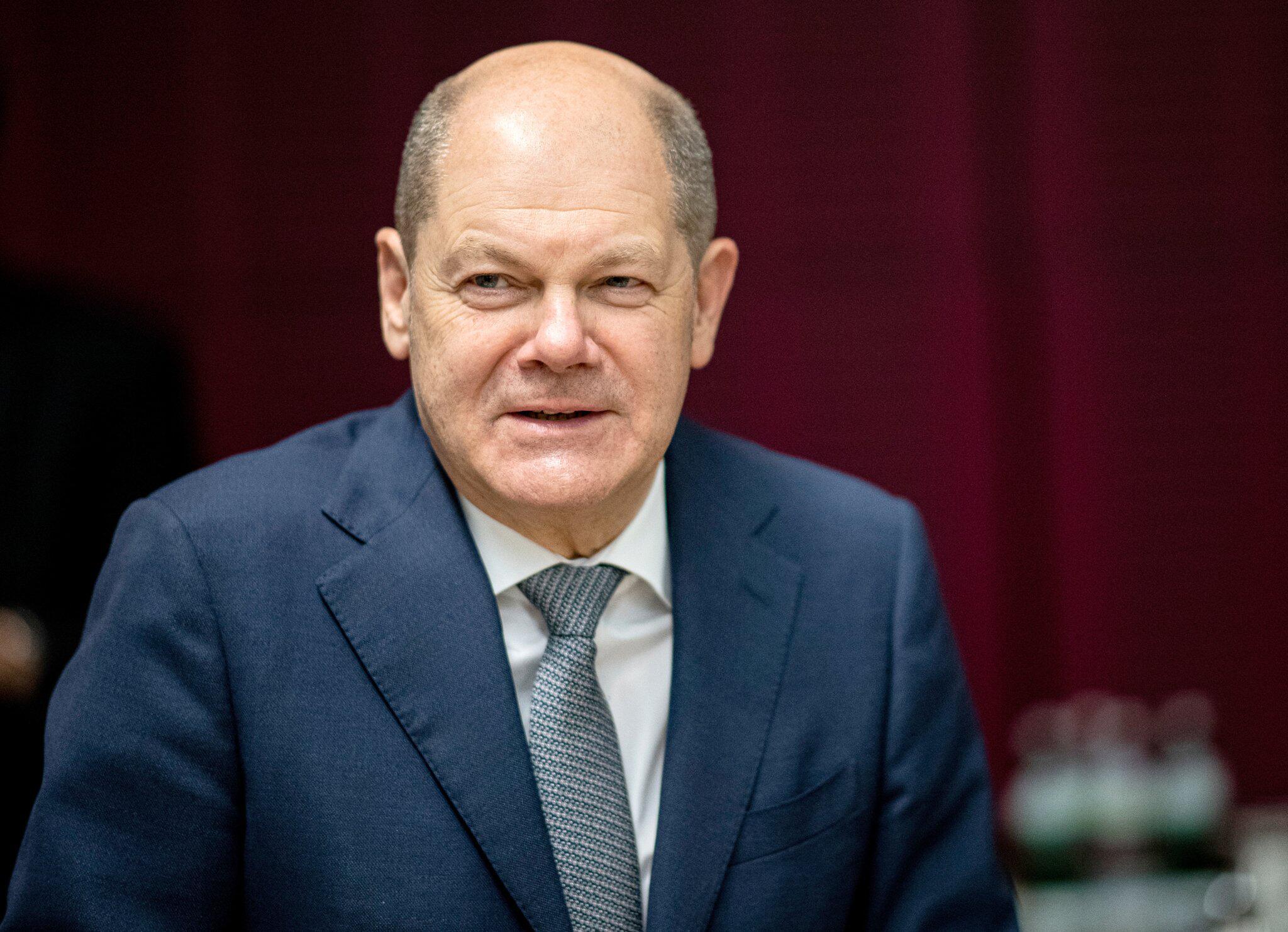 Scholz legt Gesetzentwurf zur Finanztransaktionssteuer vor Finanztransaktionssteuer