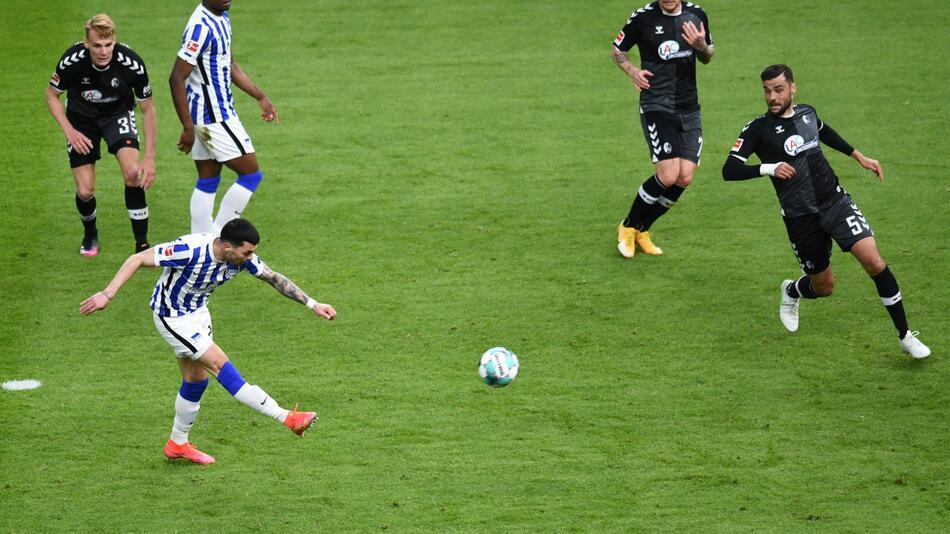 Hertha BSC - SC Freiburg