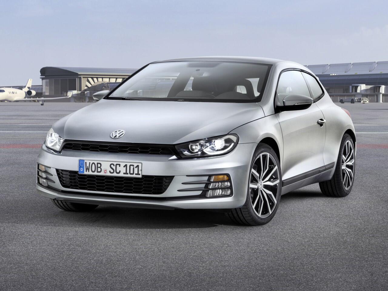 Bild zu VW Scirocco 2014