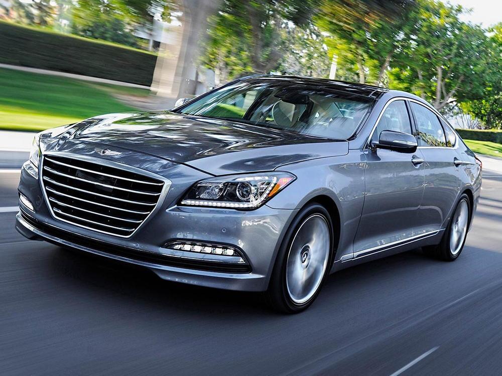 Bild zu Hyundai Genesis
