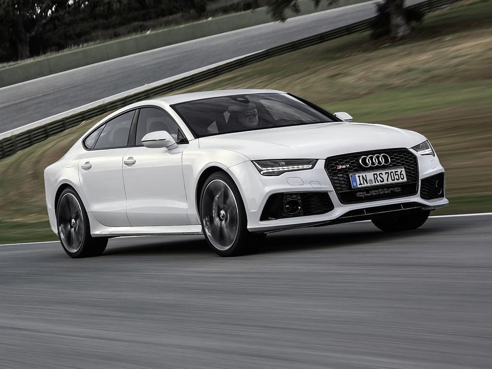 Bild zu Platz 6: Audi