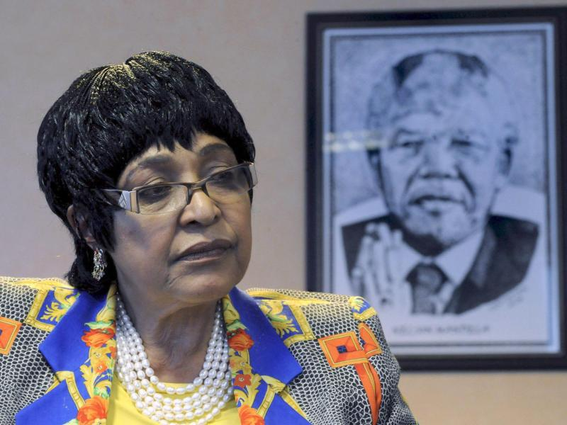 Bild zu Winnie Mandela
