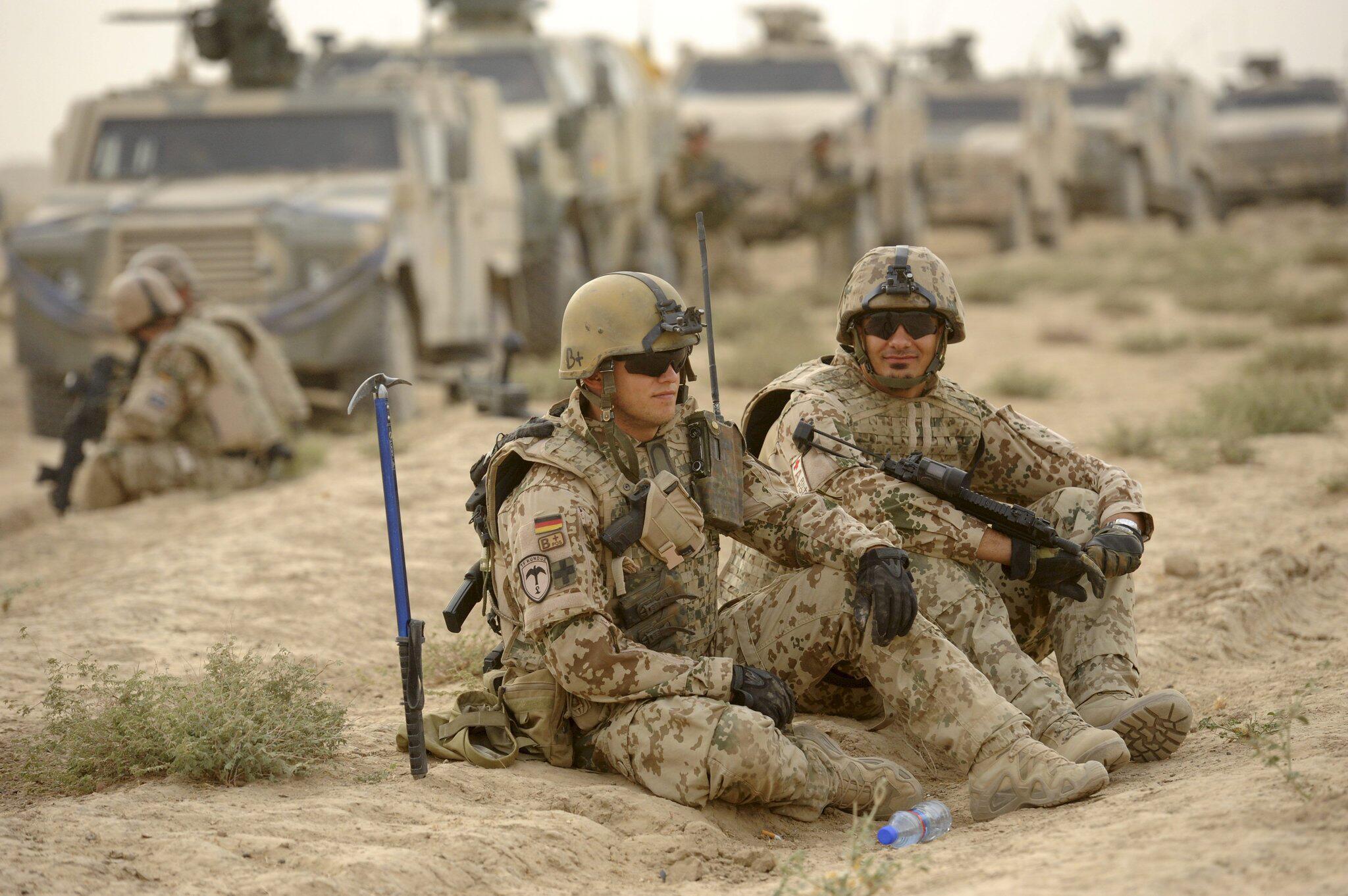 Bild zu Deutsche Soldaten