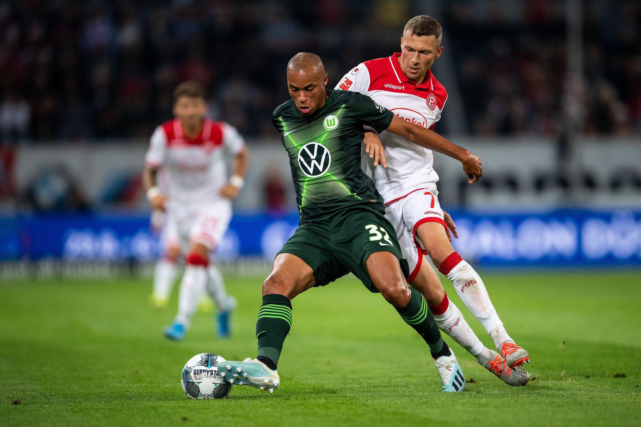 Bild zu Fortuna Düsseldorf - VfL Wolfsburg