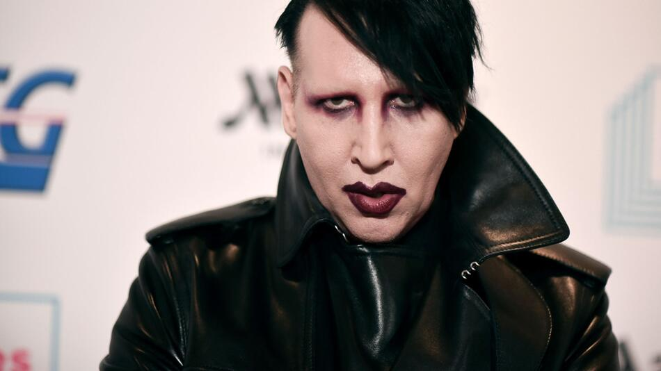 US-amerikanischer Musiker Marilyn Manson