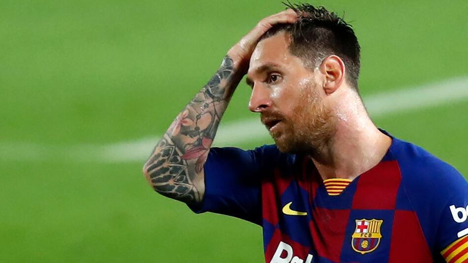Ära Messi beim FCBarcelona beendet