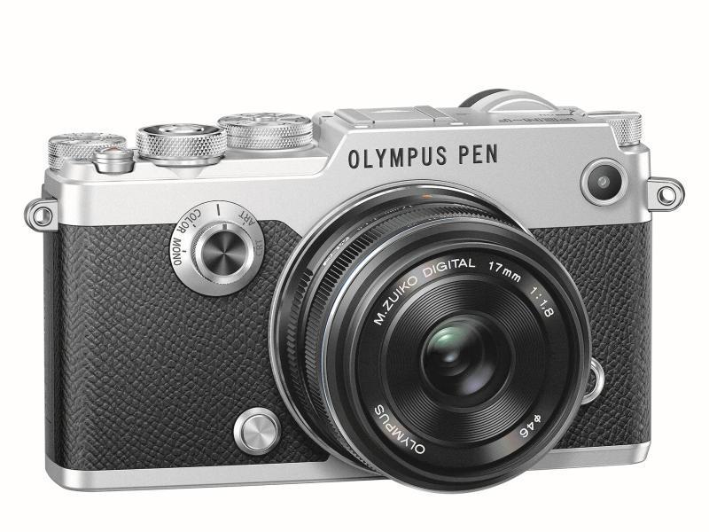 Bild zu Olympus PEN-F