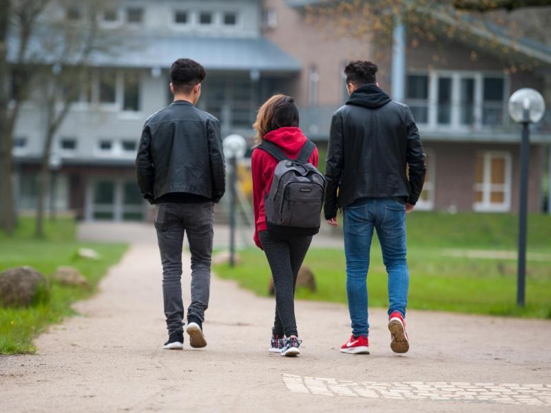 Bild zu Flüchtlinge in Deutschland